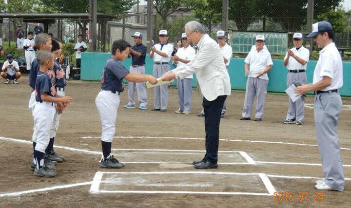 47回緑区少年野球大会優勝