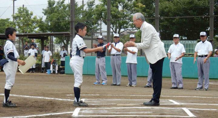 47回緑区少年野球大会準優勝